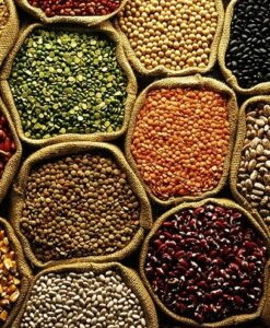 Legumes, Grains & Pasta