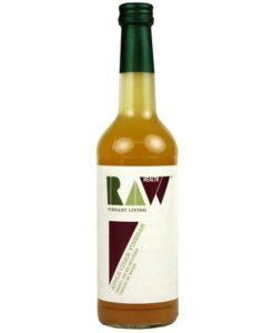 Vinagre de Cidra de Manzana Crudo Ecológico