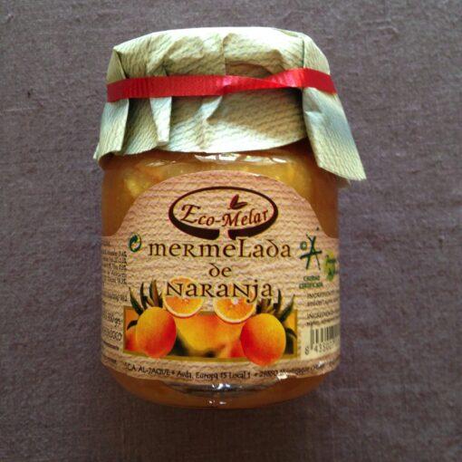 Mermelada Naranja Eco