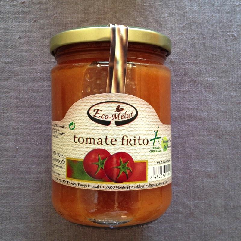 Tomate Frito Ecologico