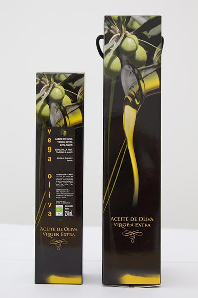 Aceite de Oliva Ecológico - Vega Oliva