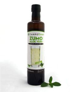 Zumo de Aloe Vera con Pulpa Ecológico