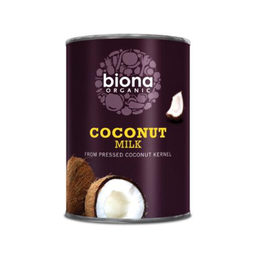 Leche de Coco Ecológico