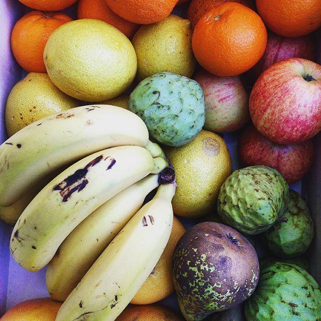 Cesta Frutas Eco