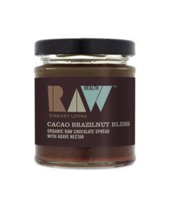 Crema de Cacao y nueces de Brasil Bio