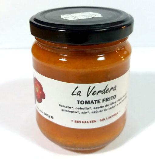 Tomate Frito Bio La Verdera