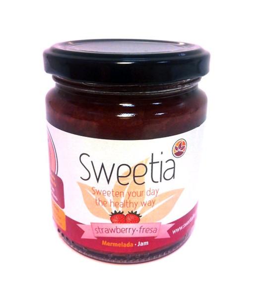 Mermelada Fresa y Stevia